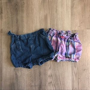 Cute shorts lot